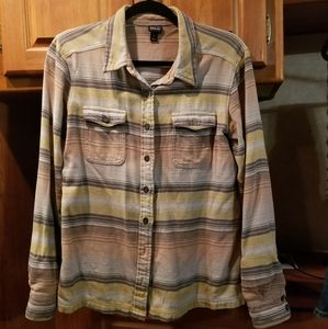 Patagonia Flannel, size 8